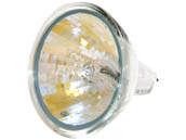 Eiko W-18014 Q50MR16/CG/41/24 50 Watt, 12 Volt MR16 Halogen Narrow Flood 4100K Bulb
