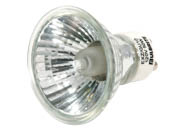 Bulbrite B620151 EXZ/GU10 Base (120V, 2000Hrs) 50 Watt, 120 Volt MR16 Halogen Narrow Flood EXZ Bulb