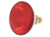 Bulbrite B683907 H90PAR38R (Red) 90 Watt, 120 Volt Halogen Red PAR38 Bulb