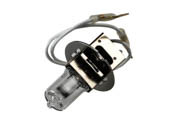 Narva 6392 6.6A 150W Prefocus Airfield Lamp, PKX30d Male Connectors