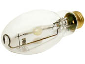 Philips Lighting 419515 MHC100/U/M/3K ELITE Philips 100W Clear BD17 Warm White Metal Halide Bulb