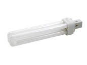TCP 32026Q 26W 2 Pin Warm White Quad Double Twin Tube CFL Bulb