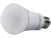 TCP LED10A19DOD30K Dimmable 10W 3000K A19 LED Bulb, Rated For Enclosed Fixtures