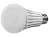 TCP LED13A21DOD41K 75 Watt Equiv., 13 Watt, 120 Volt Dimmable Omni-Directional 4100K LED A-21 Bulb