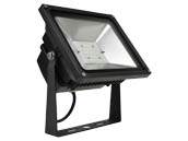 NaturaLED 7517 LED-FXFDL50/40K/BK 250 Watt Equivalent, 50 Watt LED Flood Light Fixture. 4000K