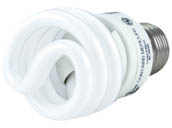 MaxLite 76648 SKS13T2DL-149 13W Bright White Spiral CFL Bulb, E26 Base
