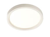 "Philips Lighting S5R830K7 Philips SlimSurface Dimmable 9.5W 3000K 5"" Round LED Downlight"