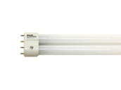 Philips Lighting 300426 PL-L 40W/30/RS/IS  (4-Pin) Philips 40 Watt, 4-Pin Warm White Long Single Twin Tube CFL Bulb