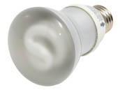 TCP TEC1R2014 1R2014 50 Watt Incandescent Equivalent, 14 Watt, R20 Warm White Wet Location Reflector CFL Bulb