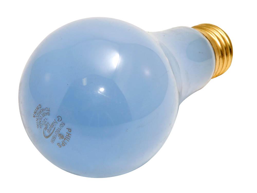philips 50 150 watt 120 volt a21 3 way natural daylight bulb 50a 150a ntl 120v. Black Bedroom Furniture Sets. Home Design Ideas