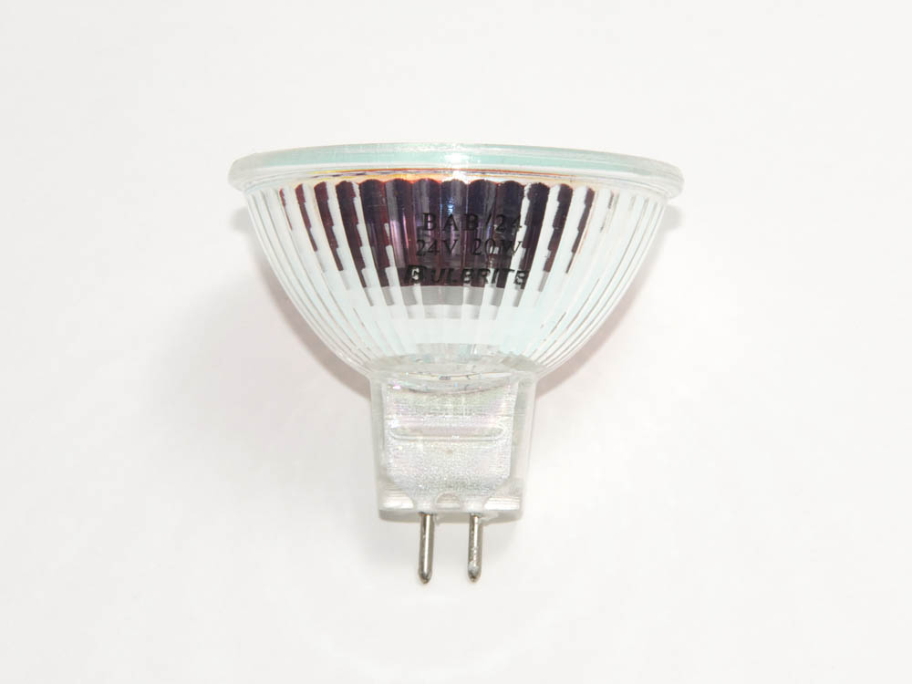 Bulbrite 20 Watt 24 Volt Mr16 Halogen Flood Bab Bulb