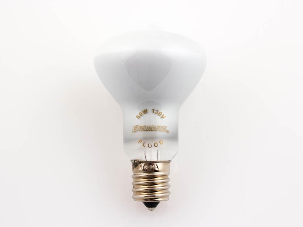 Bulbrite 50 Watt, 130 Volt R16 Ceiling Fan Reflector with INTERMEDIATE base : 50R16/E17 : Bulbs.com