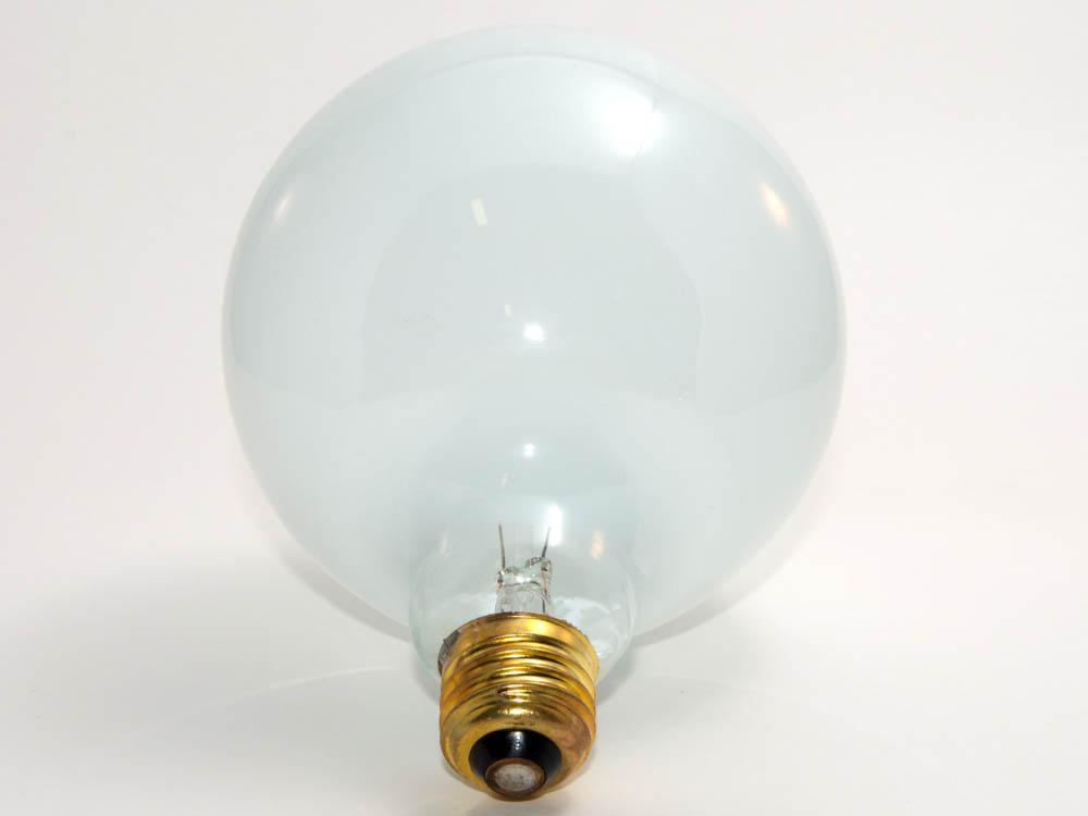 Bulbrite 25 Watt 120 Volt G40 White Globe Bulb 25g40wh