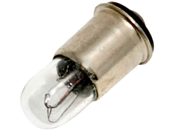 CEC Industries C381 381 CEC 1.26W 6.3V 0.20A Mini T1.75 Bulb