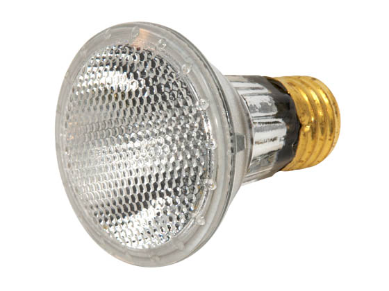 Bulbrite B682033 H35PAR20NF (120V) 35W 120V PAR20 Halogen Narrow Flood Bulb
