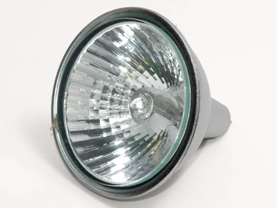 Bulbrite B638511 EXZ/SLV (12V, 3000 Hrs) 50 Watt, 12 Volt MR16 Halogen Narrow Flood EXZ Bulb