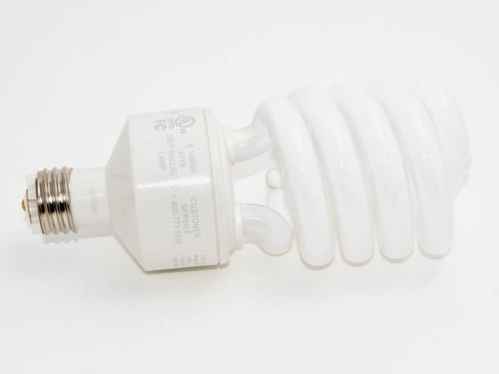 TCP TEC19032 TCP 19032 40/75/150 Watt Incandescent Equivalent, 14/19/32 Watt, 120 Volt Spiral CFL 3-Way Bulb