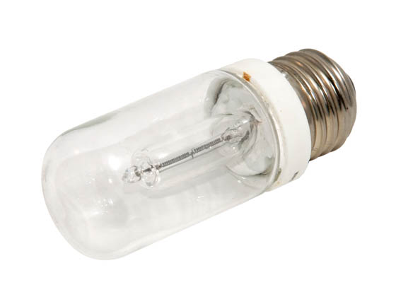 Bulbrite B614101 Q100CL/EDT 100W 120V T8 Clear Halogen Bulb
