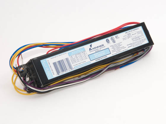 Advance Transformer 277 Volt 2-Lamp Ballast