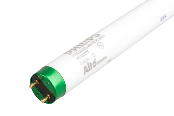 Philips 15W 24in T8 Cool White Fluorescent Tube | F15T8/CW/ALTO (24 ...