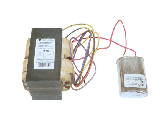 Universal M1000ML5AC5M500K Core and Coil Ballast Kit for 1000W Metal Halide Lamp 120V to 480V