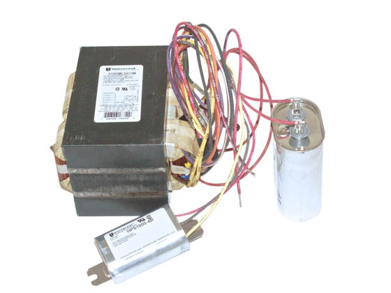 Universal Core And Coil Ballast Kit For 1000w High Pressure Sodium Lamp 120v 480v S1000ml5ac5m500k Bulbs Com