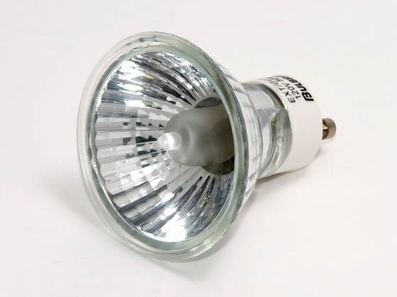 GU10 Base 50 Watt MR16 EXN Halogen 50W Flood Light Bulbs 50w 120v 120 volt