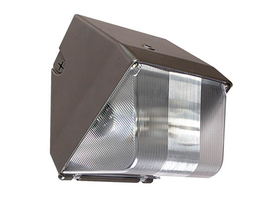 "Value Brand GSM705-HPS70 SM705-HPS70 9"" Wallpack Fixture for 70 Watt HPS Lamp"