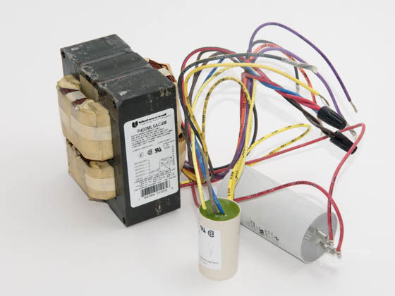 Universal Core And Coil Ballast Kit For 400w Metal Halide