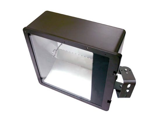 "Value Brand GAR822TR-MH1000 AR822TR-MH1000 1000 Watt, 120-277 Volt Metal Halide 22"" Flood Fixture, Voltage Must be Specified Before Ordering"