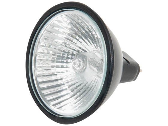 Bulbrite B638220 BAB/BLK  (12V, 3000 Hrs) 20W 12V MR16 Halogen Flood BAB Bulb