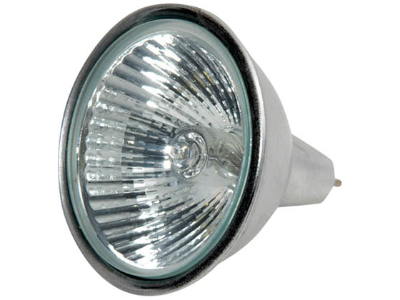 Bulbrite B638221 BAB/SLV  (12V, 3000 Hrs) 20W 12V MR16 Halogen Flood BAB Bulb