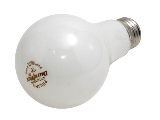 Philips Lighting 169474 30/100A/WL 12/1 Philips 30 to 100W 120V A21 Soft White Long Life 3 Way E26 Base