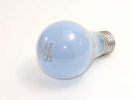 Philips Lighting 135608 75A/NTL (120V) Philips 75 Watt, 120 Volt A19 Natural Daylight Bulb