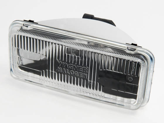 Philips Lighting PA-H4351C1 H4351C1 PHILIPS STANDARD H4351 Sealed Beam Halogen Automotive Headlamp – Original Equipment Quality