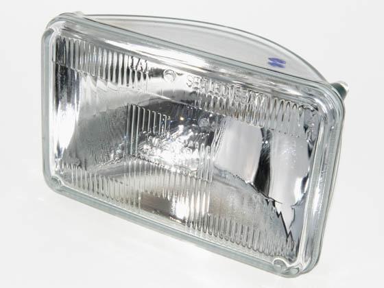 Philips Lighting Pah4651c1 H4651c1 H4651 Standard Sealed Beam Auto Headlight: 2b1 Sealed Beam Headlight Wiring Diagram At Gundyle.co