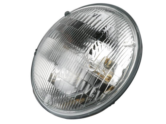 Philips H5006 Standard Sealed Beam Auto Headlight   H5006C1 ... on
