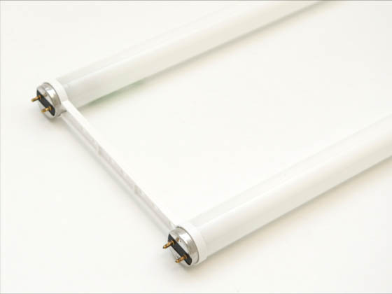 "Ushio U3000503 UFL-FB28T8/830/6 (DISCONTINUED) 28 Watt, 22 7/16"" U-Bent T8 Warm White Fluorescent Bulb"