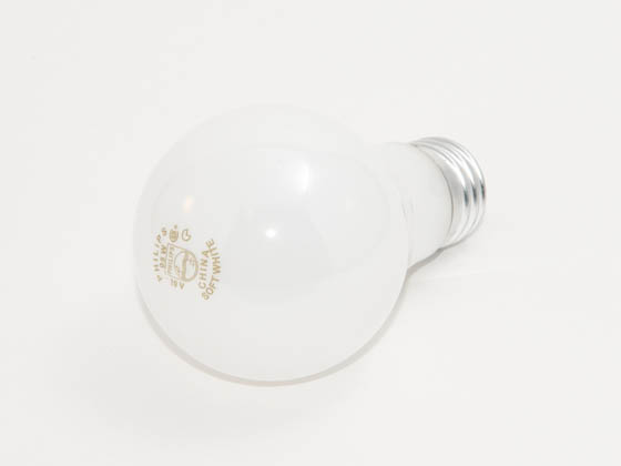 Philips Lighting 215046 95A/W/TP  (120V) Philips California Approved 95 Watt, 120 Volt A19 Soft White Bulb