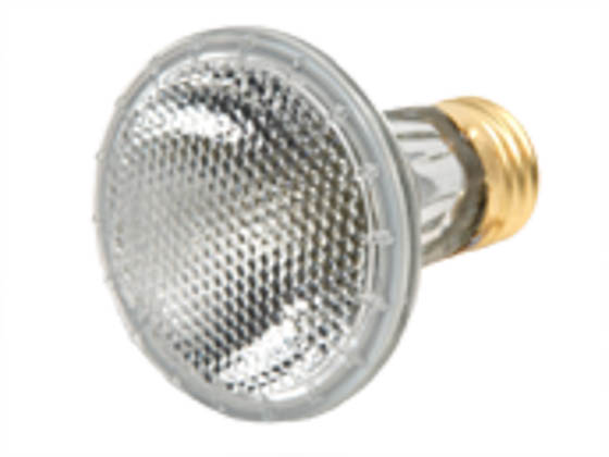 Plusrite FAN3097 50PAR20/NFL/120 50 Watt, 120 Volt Halogen PAR20 Narrow Flood