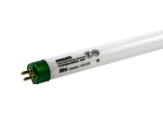 Philips Lighting 220525 F54T5/841/HO/EA/ALTO 49W Philips 49W 46in T5 High Output Cool White Fluorescent Tube