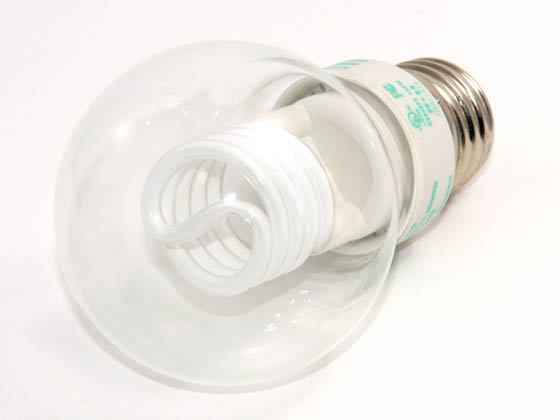 Litetronics MB-310 3W/A19/CL/SW 20 Watt Incandescent Equivalent 3 Watt, Sign White A19 Cold Cathode Bulb