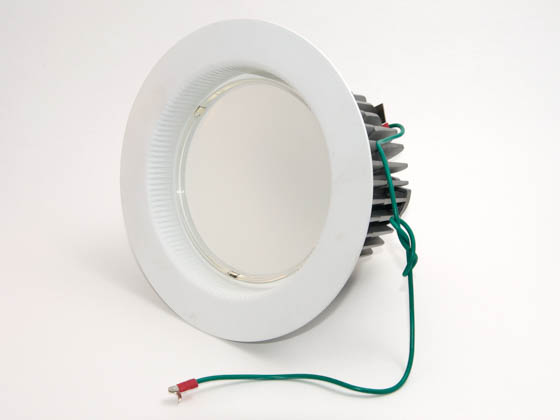 "Cree LED Lighting LR6 LR6 (Warm White) 12 Watt, DIMMABLE 65-75W Halogen Equivalent, 50000 Hour, Warm White (2700K) 6"" LED Recessed Downlight"