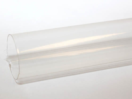 Bergen Industries FG-728 72-inch T8 Tubeguard 72 Inch, T8 Clear Plastic Tubeguard