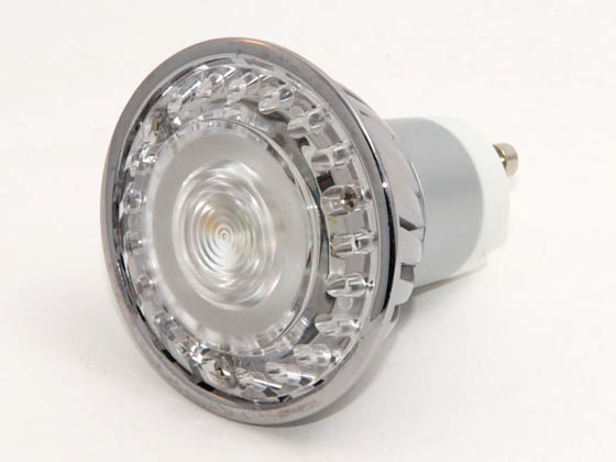 Bulbrite B771111 LED/MR16GUDL (discontinued) 1.6 Watt, LED MR16 Daylight Lamp with GU10 Base