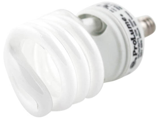 Halco Lighting HAL45055 CFL13/35/T2/E12 Halco 13W Neutral White Spiral CFL Bulb, E12 Base