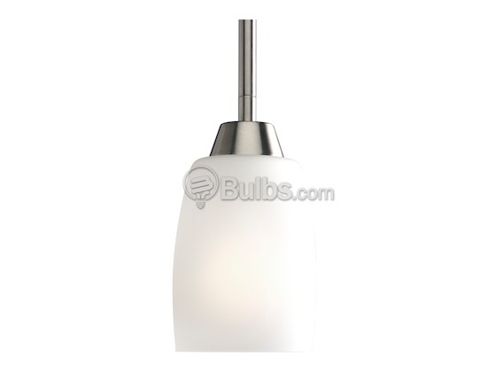 Progress Lighting P5108-09EBWB 13W CFL Mini-Pendant Light Fixture