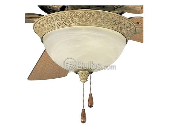 Savannah collection ceiling fan light kit seabrook finish p2617 progress lighting p2617 42 savannah collection ceiling fan light kit seabrook finish aloadofball Images