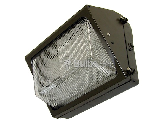Value Brand QWP15P150QL Wallpack Fixture (Medium) with 150 Watt Pulse Start Lamp, Voltage Must be Specified When Ordering
