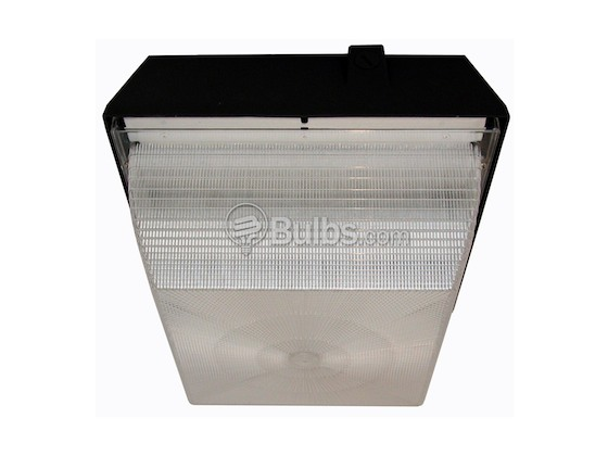 "Value Brand QVN40HF84EL 12"" Vandal Resistant Square Canopy Fixture, 2-42 Watt Fluorescent Lamps, Voltage Must be Specified When Ordering"